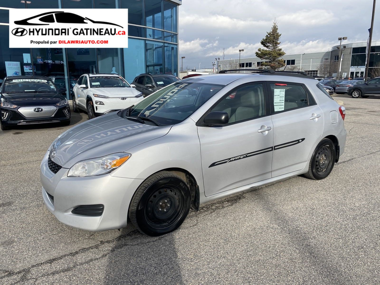 Toyota Matrix Station Wagon - 2012