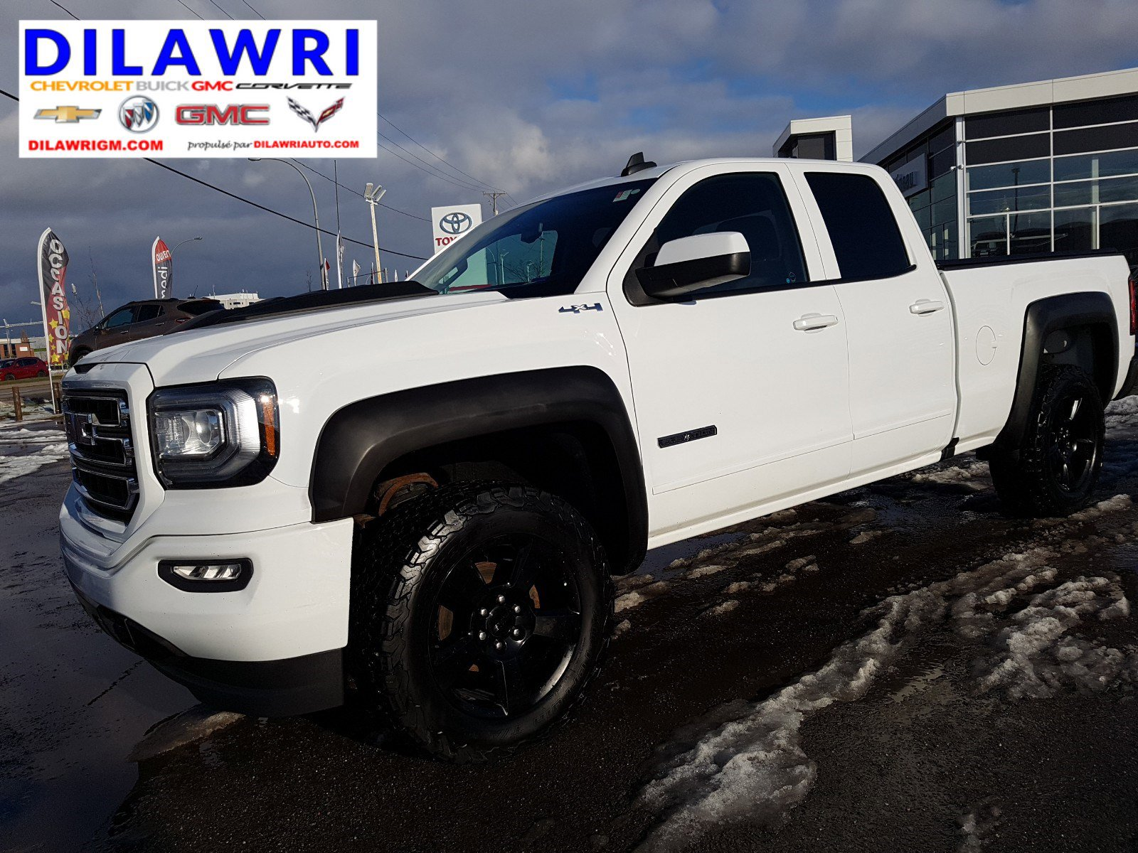 GMC Sierra 1500 Extended Cab Pickup - 2017