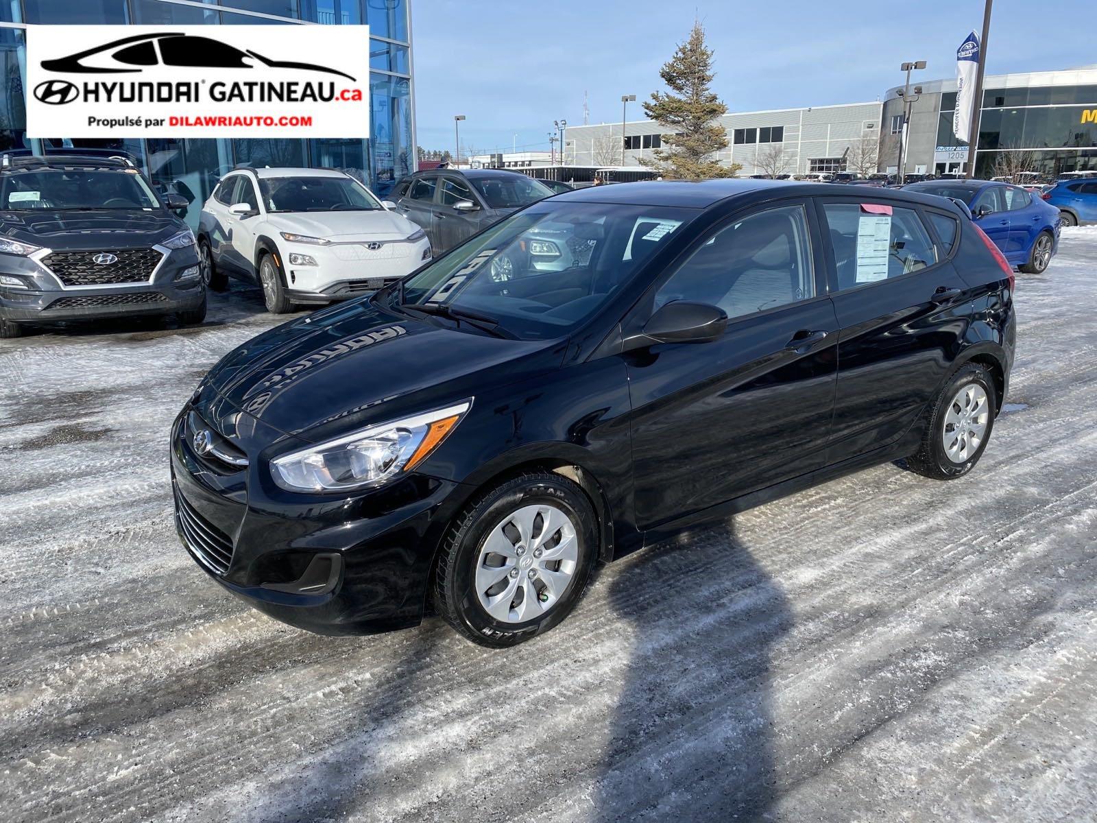 Hyundai Accent Hatchback - 2017
