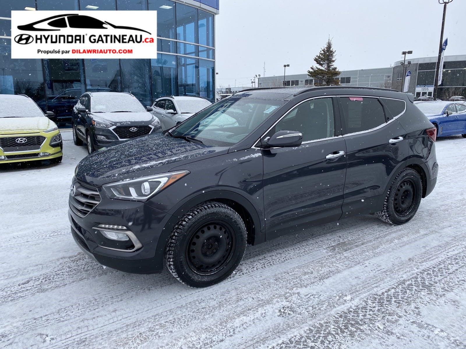 Hyundai Santa Fe Sport Sport Utility - 2017