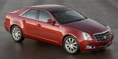 Cadillac CTS 4dr Car - 2008