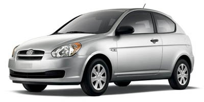 Hyundai Accent 2dr Car - 2007