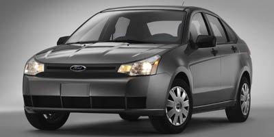 Ford Focus 4dr Car - 2008