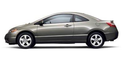 Honda Civic Cpe 2dr Car - 2008