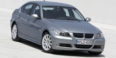 BMW 3 Series 4dr Car - 2008