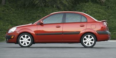 Kia Rio 4dr Car - 2008