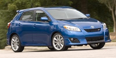 Toyota Matrix Station Wagon - 2009