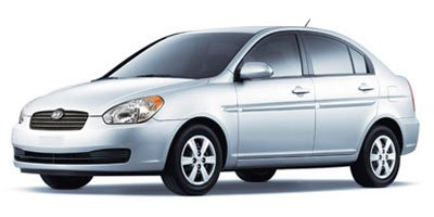 Hyundai Accent 4dr Car - 2008