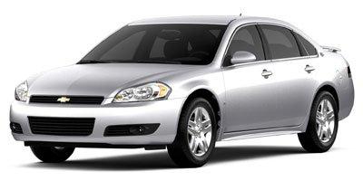 Chevrolet Impala 4dr Car - 2009