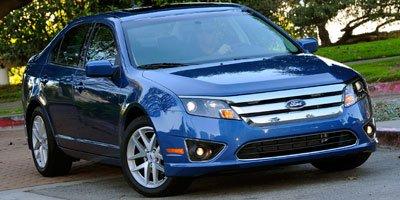 Ford Fusion 4dr Car - 2010