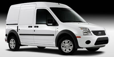 Ford Transit Connect Mini-van, Cargo - 2012