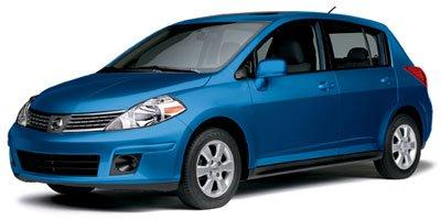 Nissan Versa Hatchback - 2009