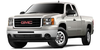 GMC Sierra 1500 Extended Cab Pickup - 2010