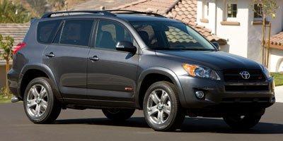Toyota RAV4 Sport Utility - 2010