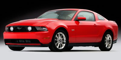 Ford Mustang 2dr Car - 2012