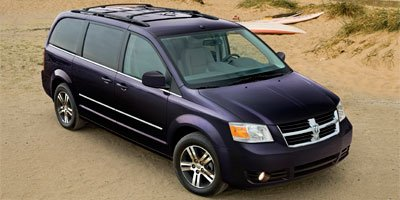 Dodge Grand Caravan Mini-van, Passenger - 2010