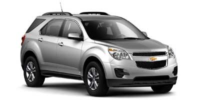Chevrolet Equinox Sport Utility - 2012