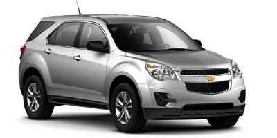 Chevrolet Equinox Sport Utility - 2011