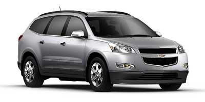 Chevrolet Traverse Sport Utility - 2010