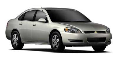 Chevrolet Impala 4dr Car - 2011