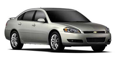 Chevrolet Impala 4dr Car - 2011