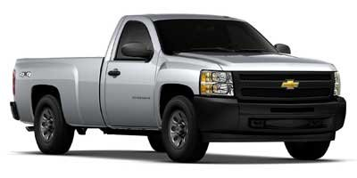 Chevrolet Silverado 1500 Regular Cab Pickup - 2011