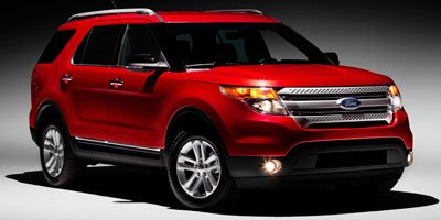 Ford Explorer Sport Utility - 2012