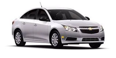 Chevrolet Cruze 4dr Car - 2012