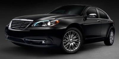 Chrysler 200 4dr Car - 2013