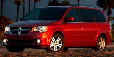 Dodge Grand Caravan Mini-van, Passenger - 2011