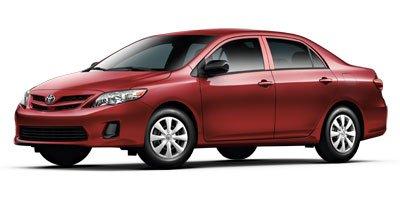 Toyota Corolla 4dr Car - 2011