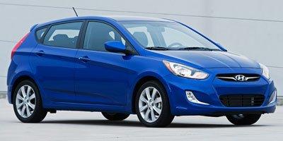 Hyundai Accent Hatchback - 2012