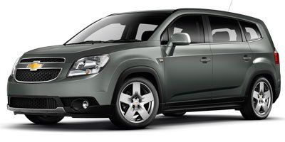 Chevrolet Orlando Station Wagon - 2013