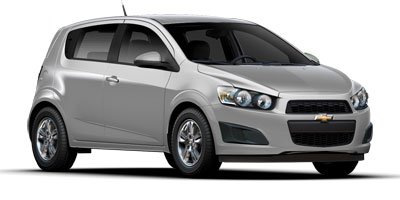 Chevrolet Sonic Hatchback - 2014