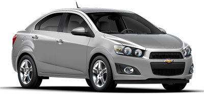 Chevrolet Sonic 4dr Car - 2014