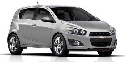 Chevrolet Sonic 4dr Car - 2012