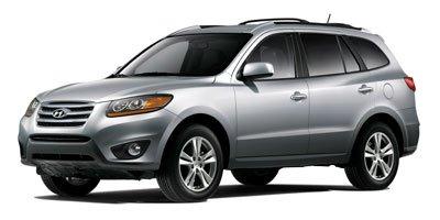 Hyundai Santa Fe Sport Utility - 2012