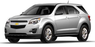 Chevrolet Equinox Sport Utility - 2013