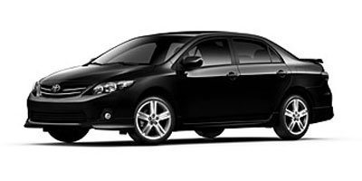 Toyota Corolla 4dr Car - 2013