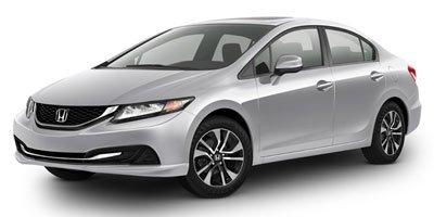 Honda Civic Sdn 4dr Car - 2013