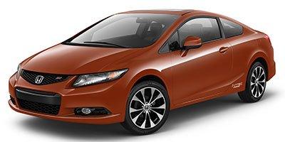 Honda Civic Cpe 2dr Car - 2013
