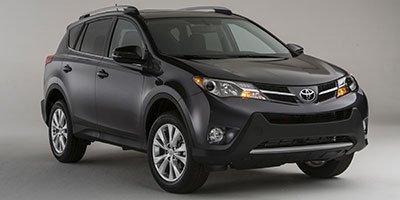 Toyota RAV4 Sport Utility - 2013