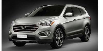 Hyundai Santa Fe Sport Utility - 2013