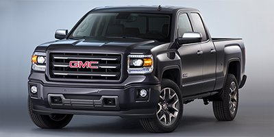 GMC Sierra 1500 Extended Cab Pickup - 2015