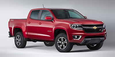 Chevrolet Colorado Crew Cab Pickup - 2017