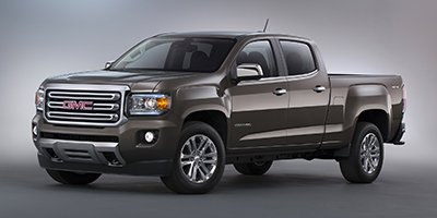 GMC Canyon Crew Cab Pickup - 2016