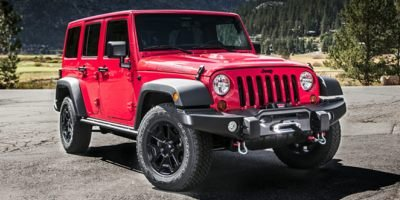 Jeep Wrangler Unlimited Convertible - 2015