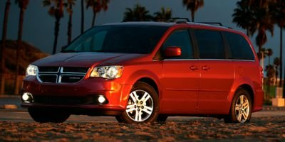 Dodge Grand Caravan Mini-van, Passenger - 2015