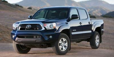 Toyota Tacoma Crew Cab Pickup - 2015