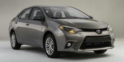 Toyota Corolla 4dr Car - 2015